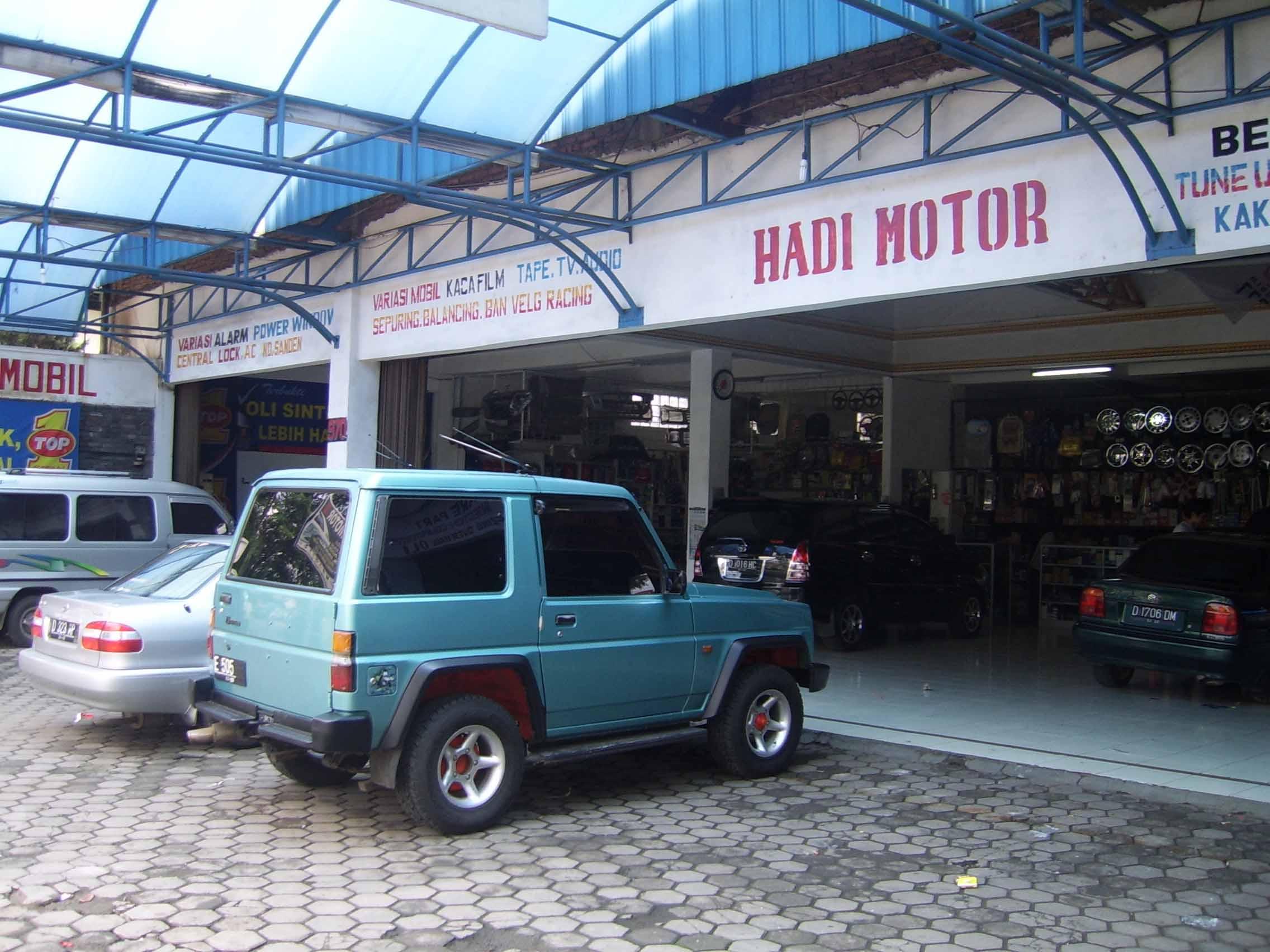 66 Bengkel Mobil Modifikasi Di Bandung Terbaru